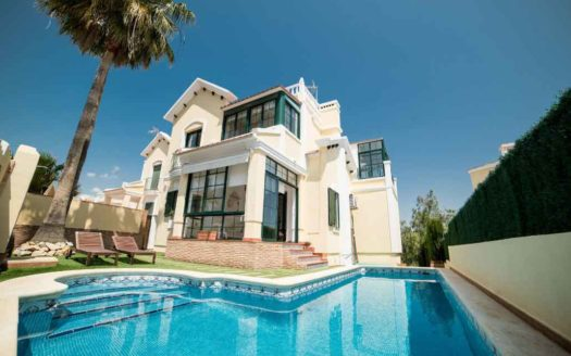 4 Bedroom Villa, Los Dolses