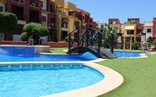 Duplex Lägenhet 2 Sovrum, Campoamor