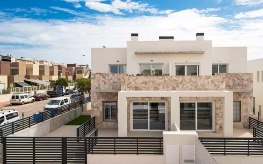 3 Bedroom New Build Quad, Aguas Nuevas