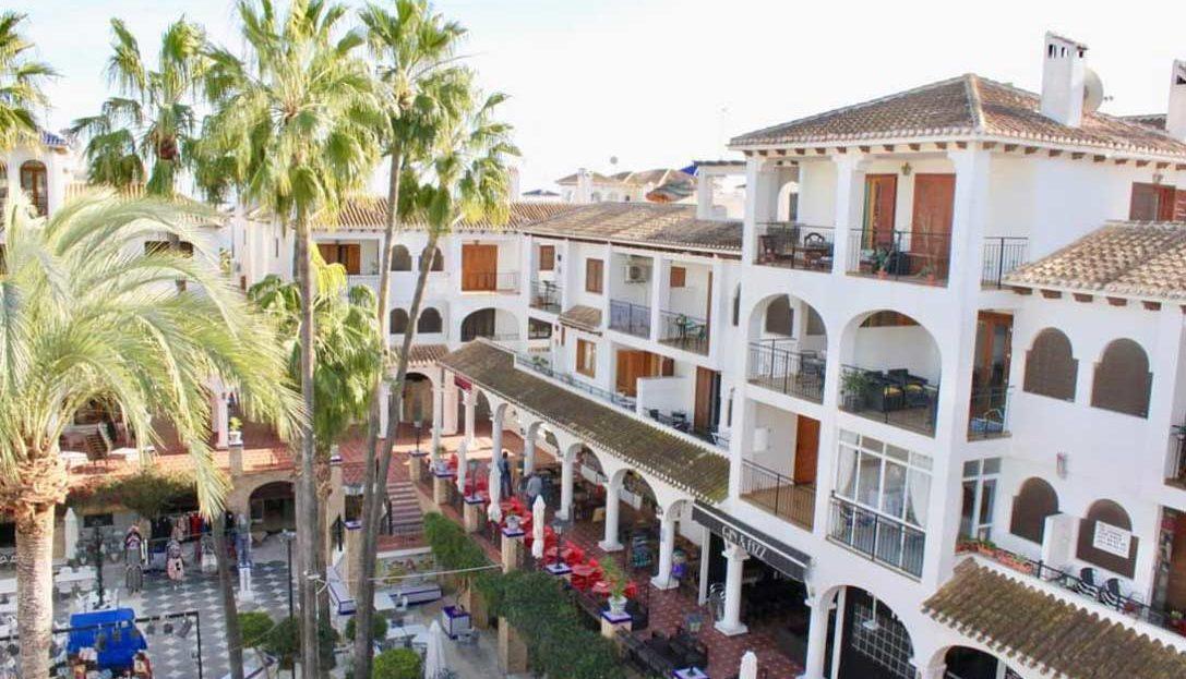 Toppvåning Villamartin Plaza