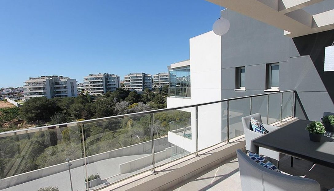 Stunning Penthouse With Sea Views, Los Dolses (Villamartin)