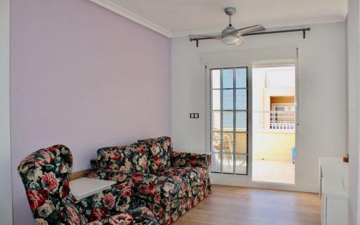 2 Bed Top Floor Apartment Torrevieja