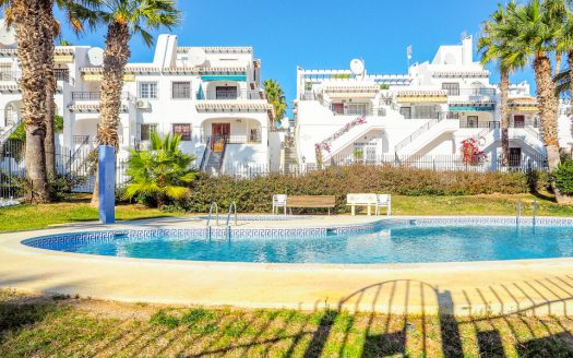 4 Bedroom 2 Bathroom Duplex Verdemar, Villamartin