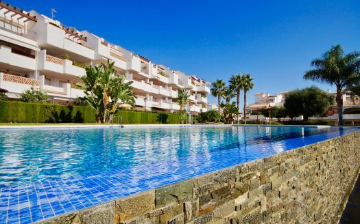 2 bed apartment Los Dolses