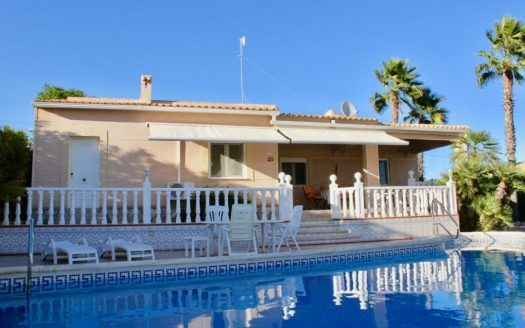 Detached Villa Playa Flamenca