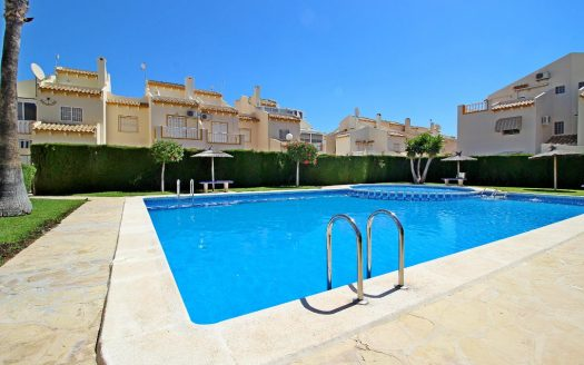 2 Bed Townhouse Playa Flamenca