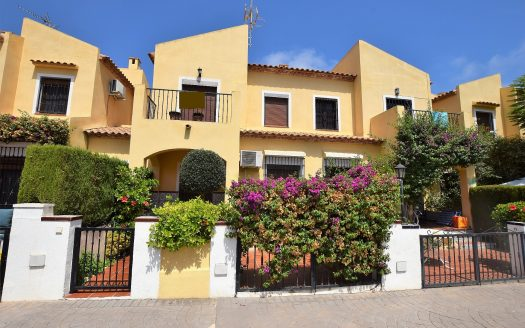 2 Bed Townhouse La Zenia