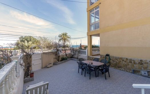 Punta Prima First Line Apartment